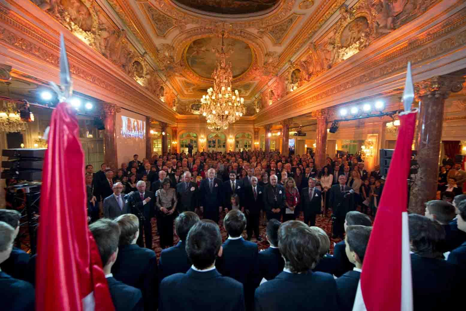 70 ème anniversaire de l'indépendance du Liban