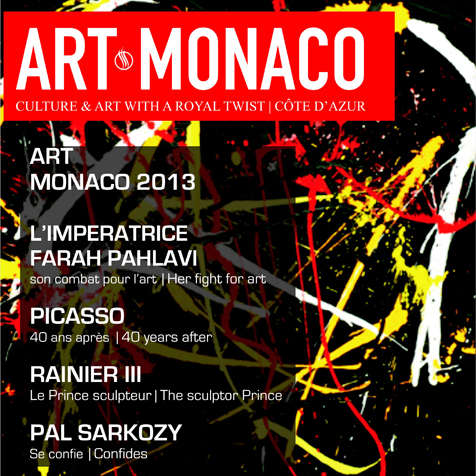 Buy Art Monaco Magazine 2013 – € 5.00