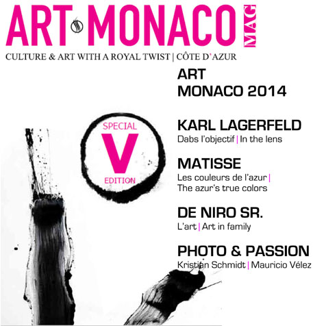 Buy Art Monaco Magazine 2014 – € 5.00