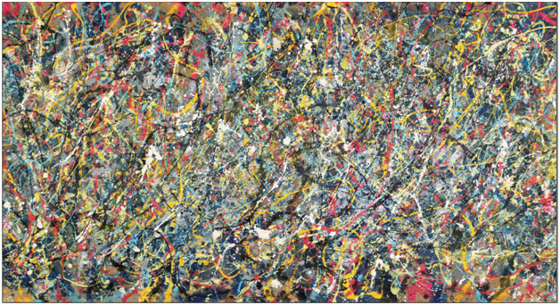 Jackson Pollock A Master Of Chaos And Order