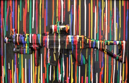 Charles Gitnick - Rainbow Drip