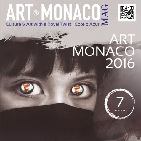 Buy Art Monaco Magazine 2016 – € free